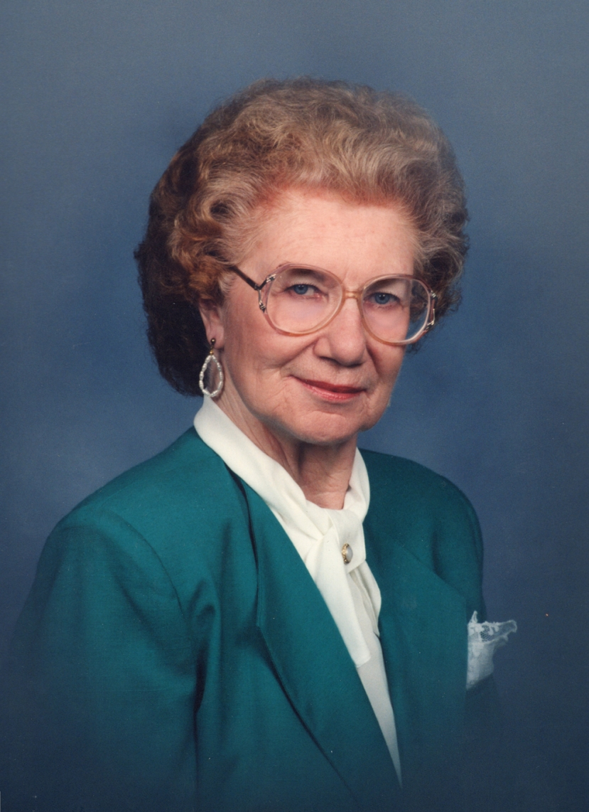 Obituary: Beatrice Wilcox Proetsch