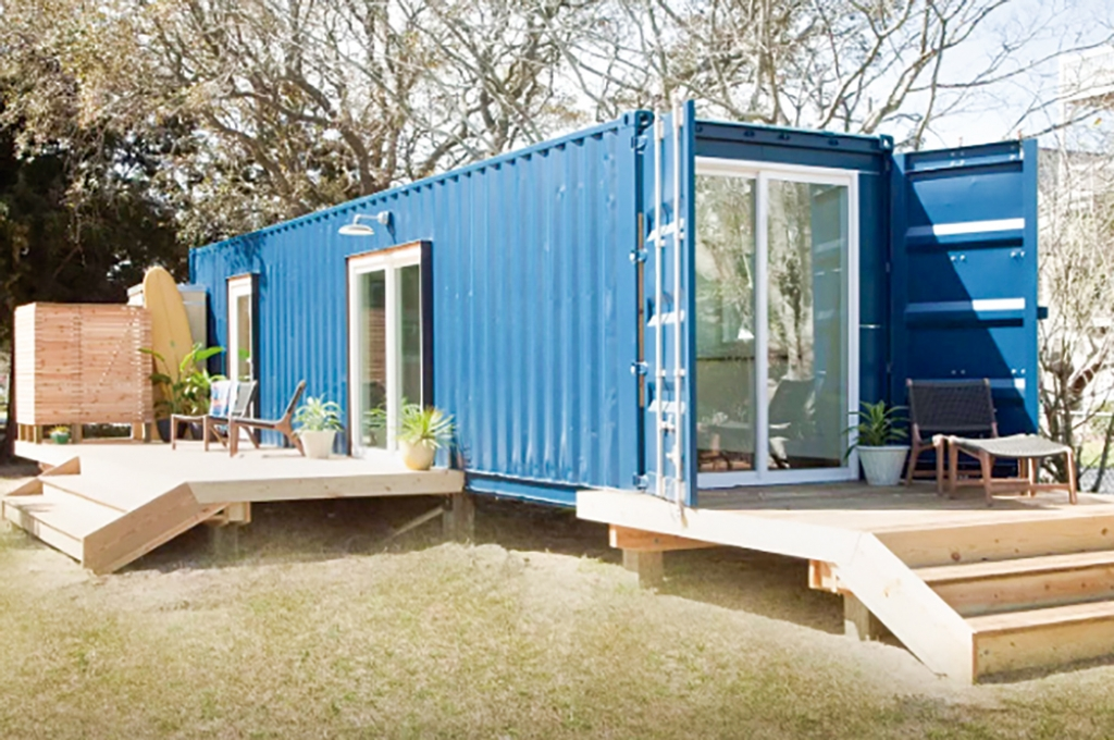 Kure Beach Council Bans Use Of Shipping Containers As Dwellings