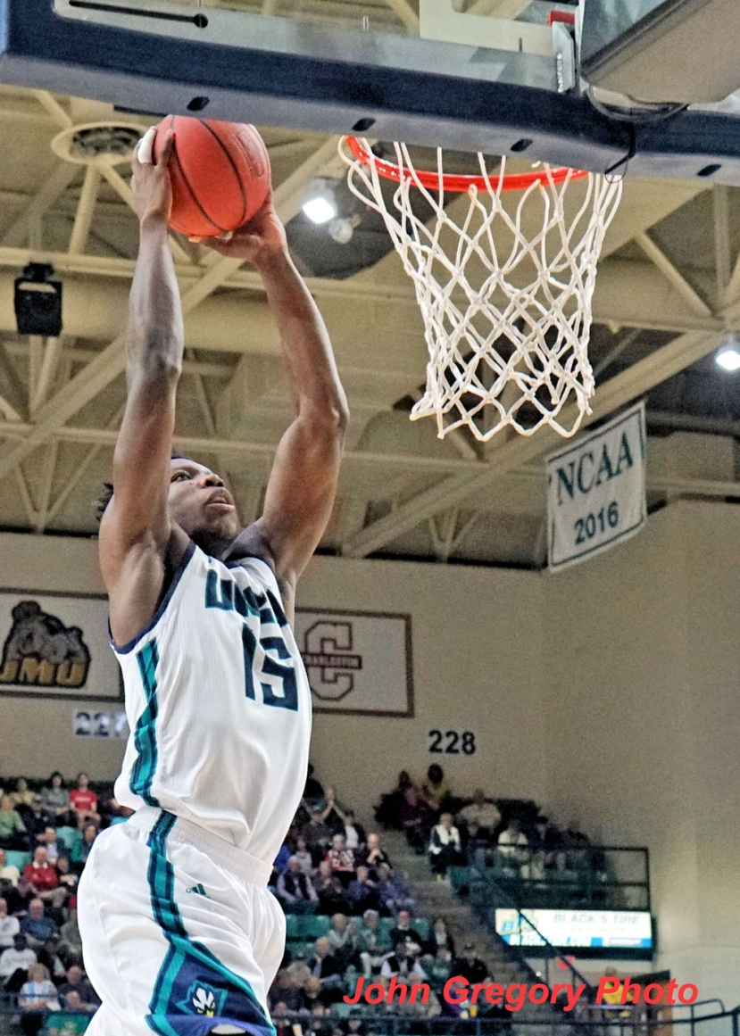 Seahawks Put Away Phoenix In CAA Home Debut 79 to 63