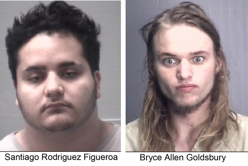 Two arrested for Breaking and Entering Vehicles in Carolina Beach