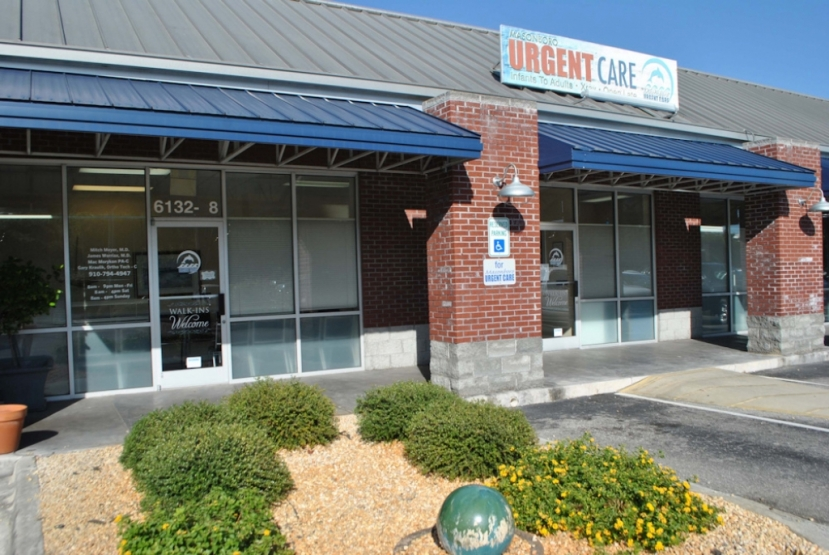 Masonboro Urgent Care is located at 6132 Carolina Beach Road, Suite 8, in the Masonboro Landing Shopping Center. Hours of operation are as follows:  8:00am to 9:00pm Monday through Friday, 8:00am to 4:00pm on Saturdays and Sundays. For more information or to schedule appointment, call Masonboro Urgent Care  at (910) 794-4947 or visit their website at www.masonborourgentcare.com. You can also like them on Facebook.