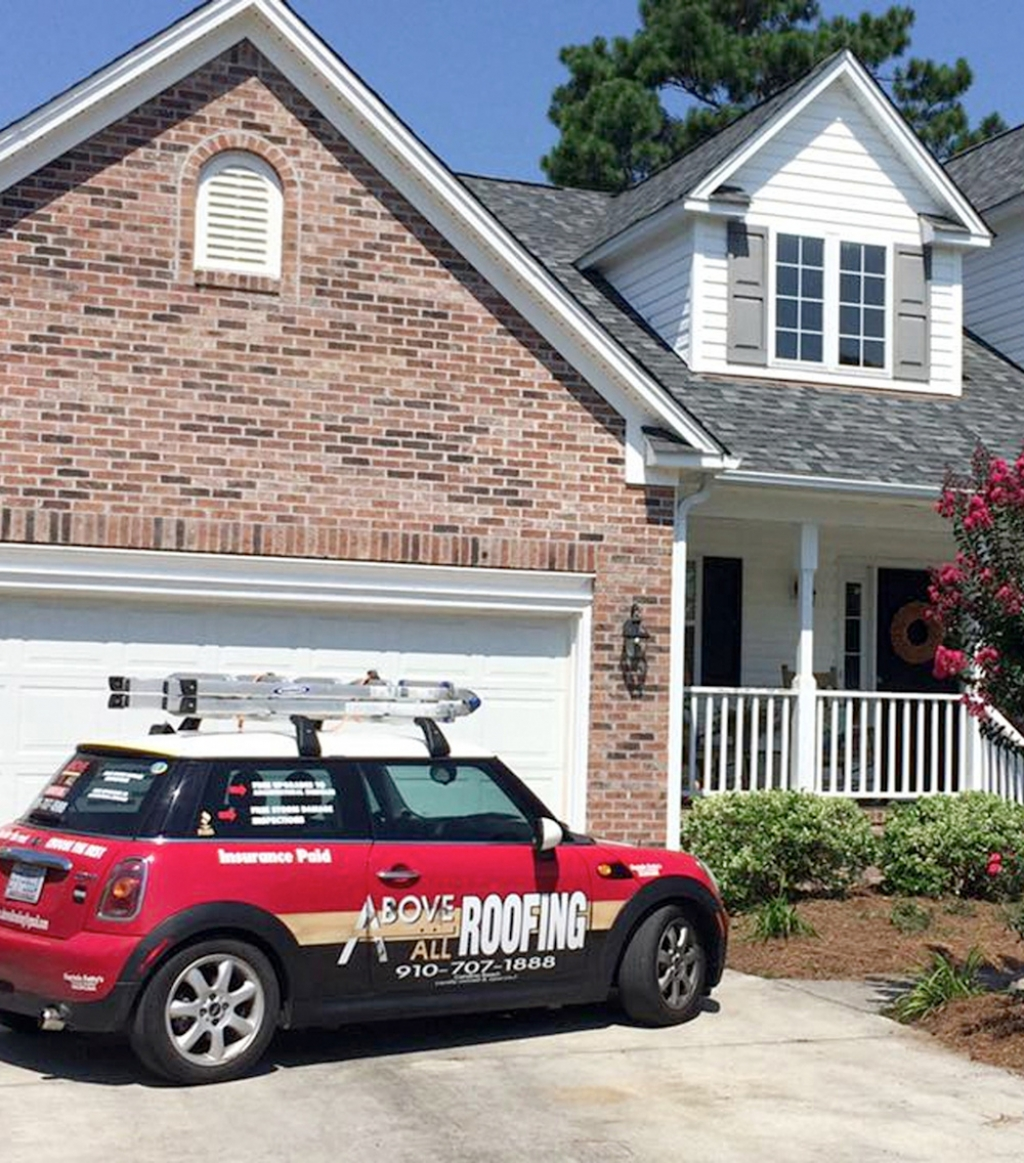 Above All Roofing Is Locally Owned And Operated Company