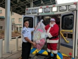 NHRMC Employees Provide Gifts for Adopt-A-Family Program