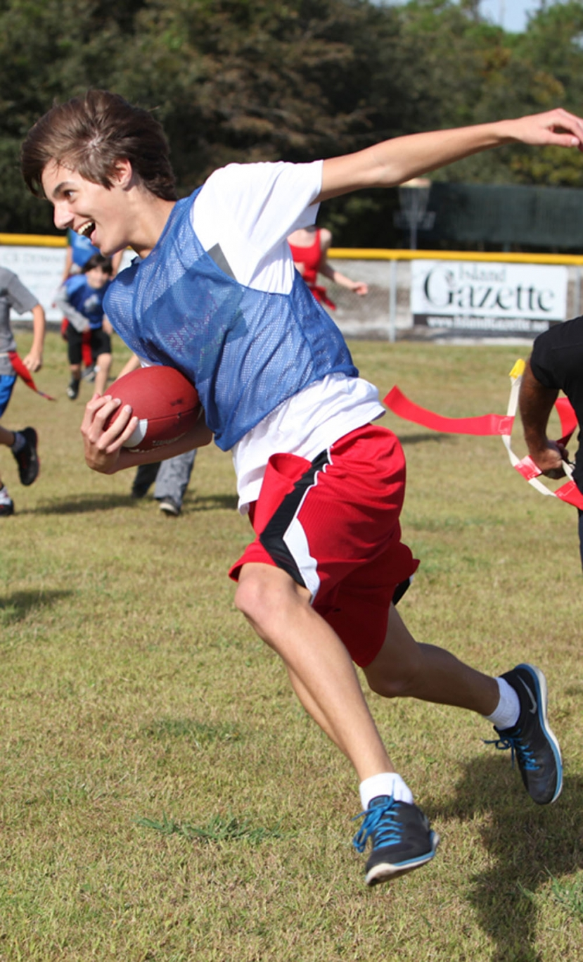 4th Annual Co-Ed Youth Football Tourney to be held January 29th