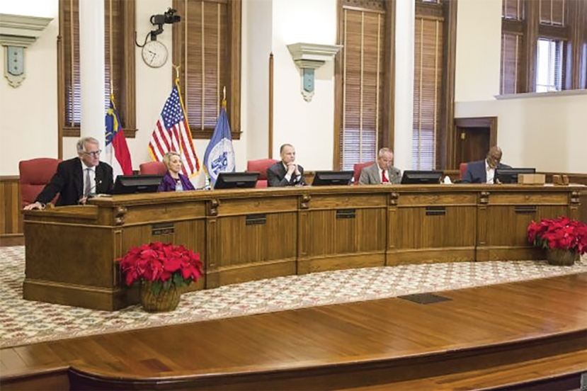 County Commissioners Approve New Travel Policy