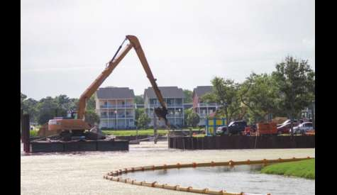 Council Terminates Lake Dredging Contract