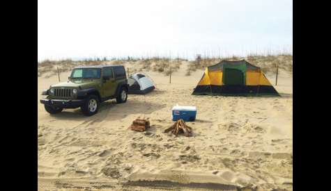 Property Owners Want Freeman Park Campsites Removed