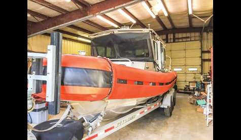 Carolina Beach Council Approves Budget For Fire Boat