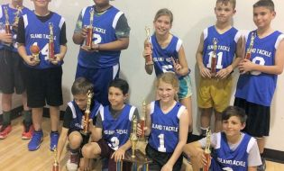 2016-2017 Youth Basketball League