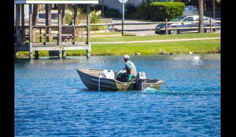 Town Awards Contract For Dredging Carolina Beach Lake