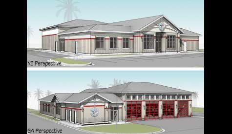 Kure Beach To Hold Open House For Town Hall, Police And Fire Station Project