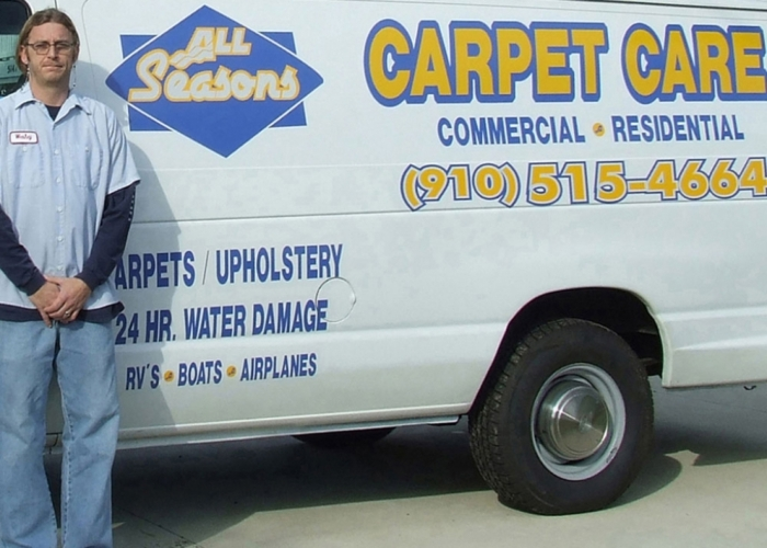 All Seasons Carpet Care and Upholstery Offers 24hr Emergency Services