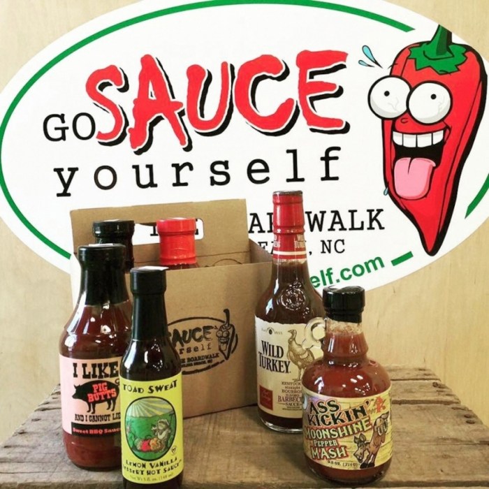 Go Sauce Yourself