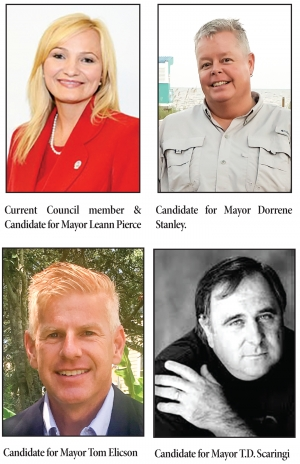 Carolina Beach Mayoral Candidates Outline Platforms For Nov. 5th Election