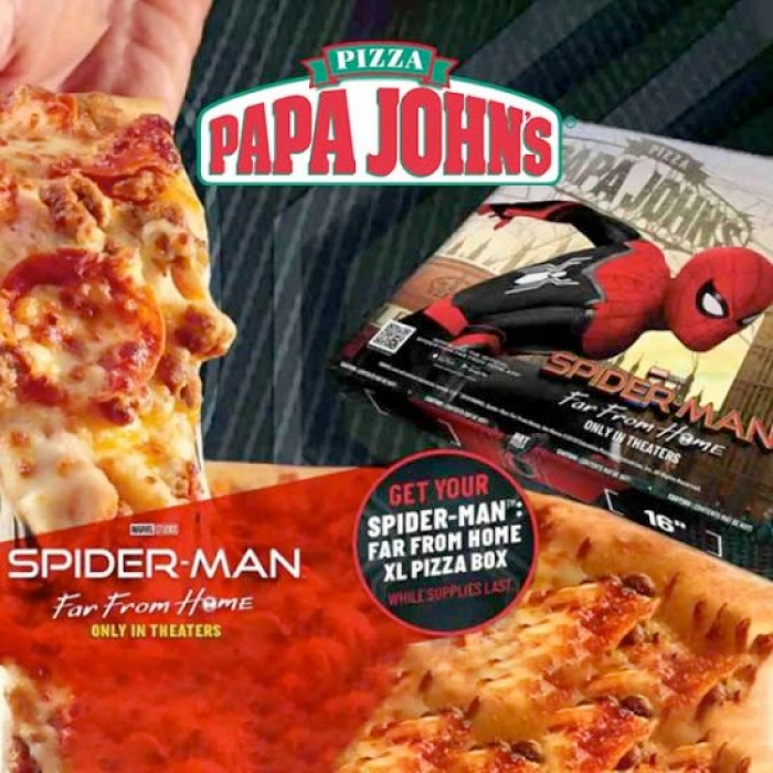 Spotlight On Cuisine: Order the Superhero XL at Papa John's Today