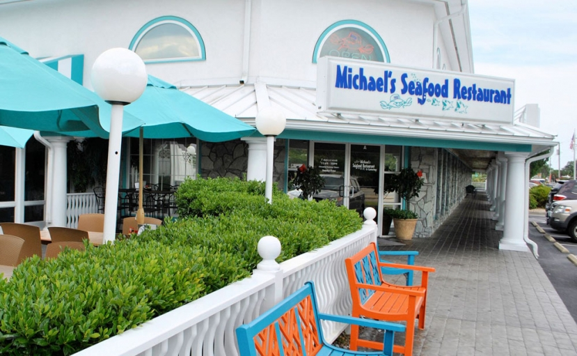 Michaels Seafood is located at 1206 North Lake Park Boulevard, Suite A, in Carolina Beach. Hours of   operation are: Monday through Sunday, from 11:00am to 10:00pm. For more information or to place an order for your very own Steamer Pot, call them at, (910) 458-7761. You can visit their website at mikescfood.com or check them out on Facebook.