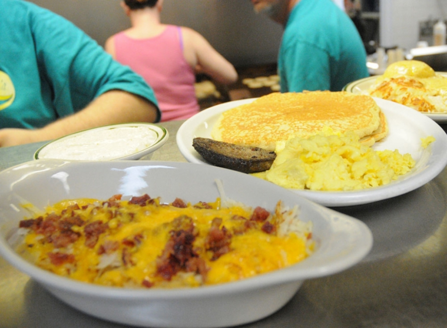 Kate's Pancake House: Open 7 Days 6:30am Until 1pm