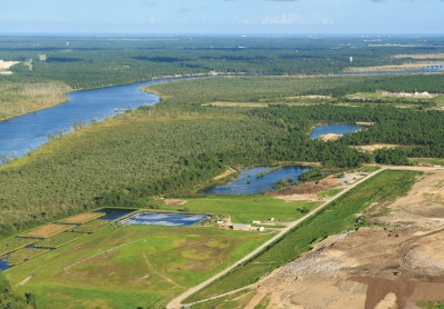 State Says New Hanover Effectively Filtering Landfill Leachate