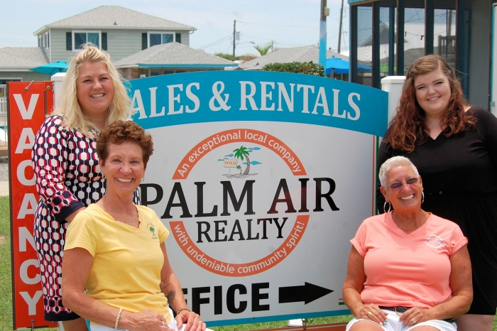 Come See the Palm Air Realty TEAM for Real Estate, Property Management and Vacation Rentals