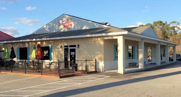 "Flaming Amy's Burrito Barn offers to locations, in Carolina Beach visit them at 1140 North Lake Park Boulevard directly across the street from the Town of Carolina Beach Municipal Complex and can be reached by calling (910) 458-2563. In Wilmington you can visit their original location at Oleander Drive close to UNCW campus and Independence Mall and can be reached by calling (910) 799-2919. They are open ""almost everyday of the year"" from 11:00am until 10:00pm. For a full menu, find out about catering and more visit them online at www.flamingamysburritobarn.com"