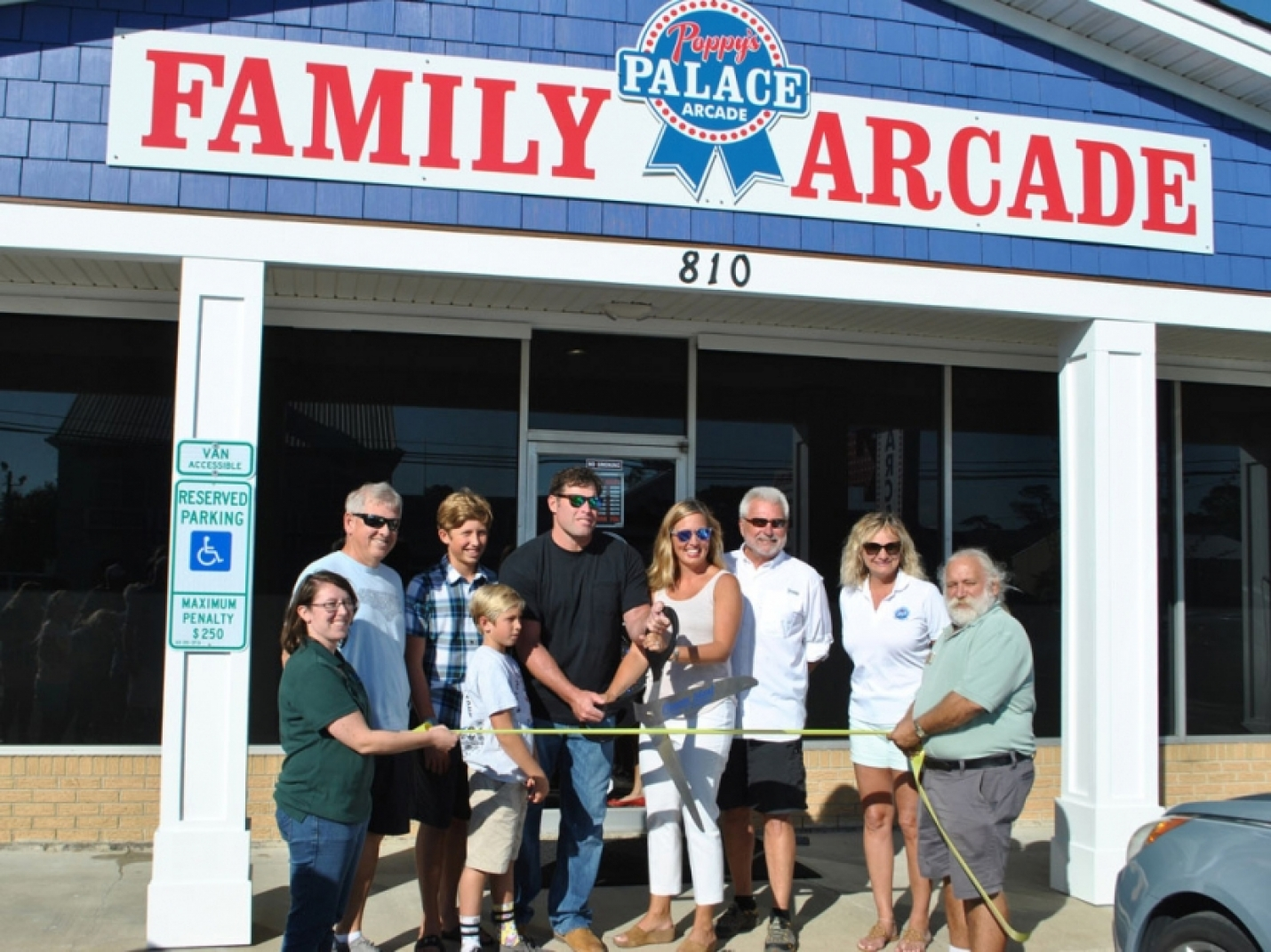 Poppy's Palace Arcade is perfect for Parties and Open Year Round