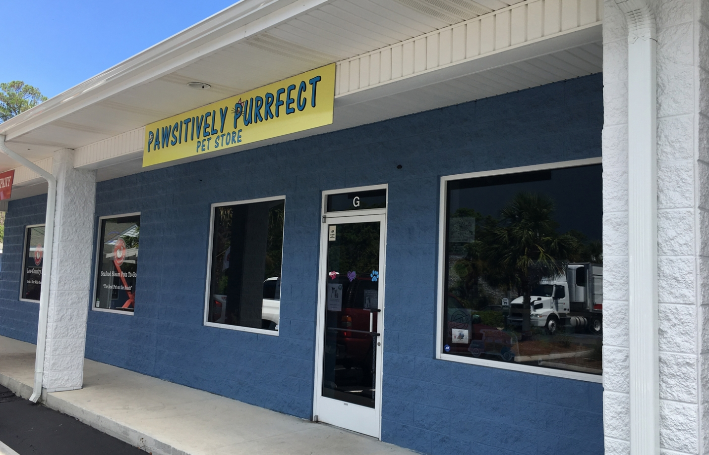 Pawsitively Purrfect Pet Store is located at 1140 North Lake Park Boulevard in Carolina Beach and can be reached by calling (910) 707-1500.