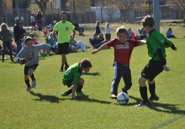 Pleasure Island Soccer Fall Sign Up Deadline July 31st