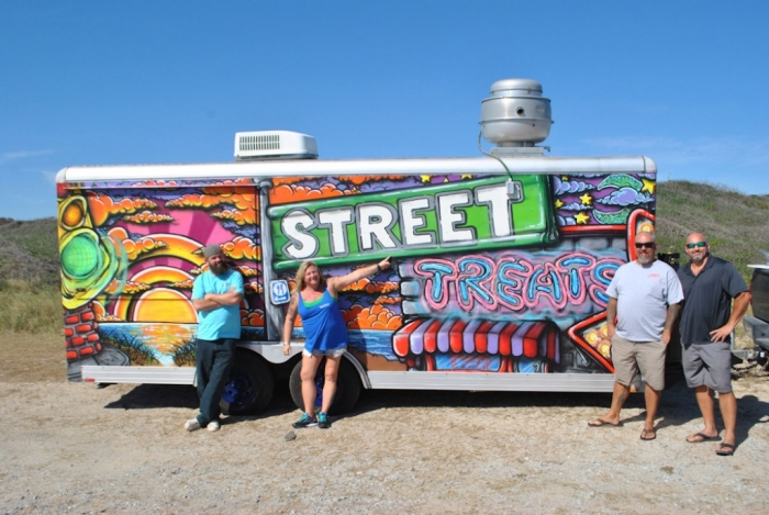 Street Treats: Book Them for Your Events!