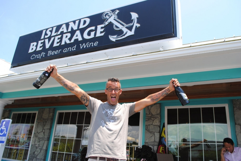For a truly unique Craft Beer and Wine shopping experience, Island Beverage is a must see.  They are located at 1206 North Lake Park Boulevard Unit C in Cross Bridge Village in Carolina Beach. They  can be reached by calling (910) 502-0423 and Follow them on facebook for updates and new arrivals!