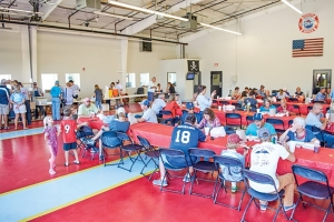 Fire Department Annual BBQ Set  For October 24th