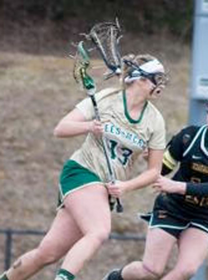 LeCompte Named to Conference Carolinas Women's Lacrosse All-Conference First Team