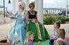 Princesses, Turtles, Music and More at Kure Beach's Oceanfront Park
