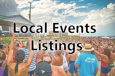 Local Events Listings
