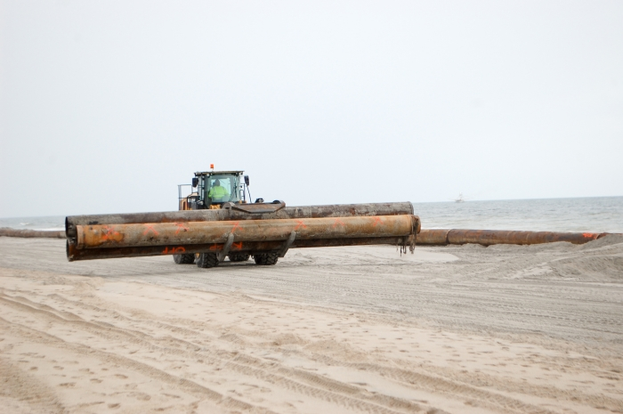 Council Hears Beach Nourishment Project Update