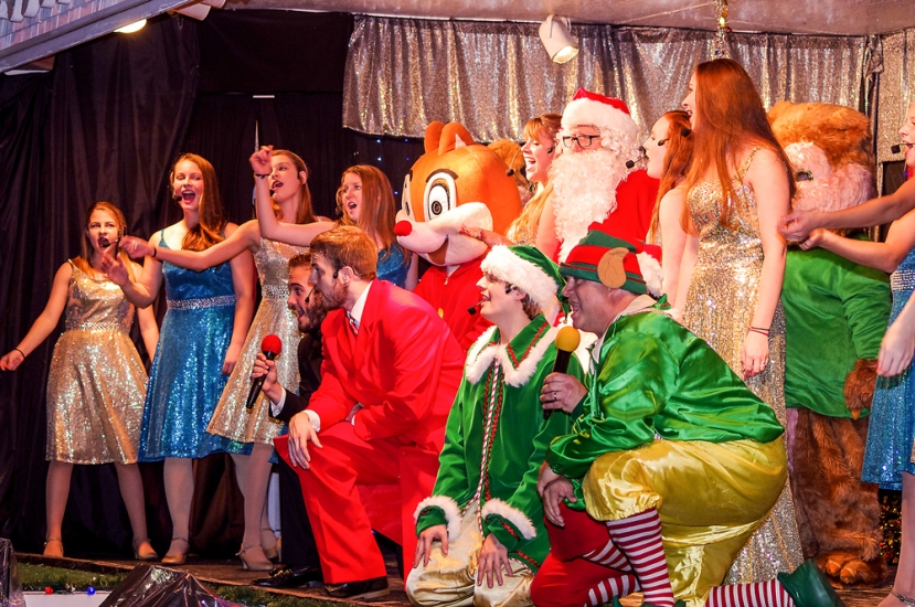 Kure Beach Fantasy Christmas Show December 9th-11th