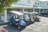 The Kure Beach Town Council recently approved a special use permit for Carolina Beach based SunFun Rentals LLC to operate a golf cart rental business in the downtown area at 112 South Fort Fisher Blvd.