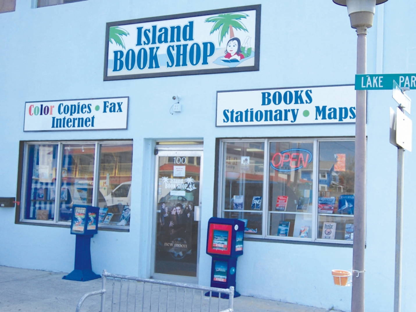 Books Galore and Business Center Services at Island Book