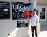 Med First Urgent Care and Family Practice is located at 1328 North Lake Park Boulevard in Carolina Beach next to Port City Java.  They are open Monday through Friday from 8:00am until 6:00pm and can be reached by calling (910) 707-1720. For online scheduling visit www.ThinkMedFirst.com