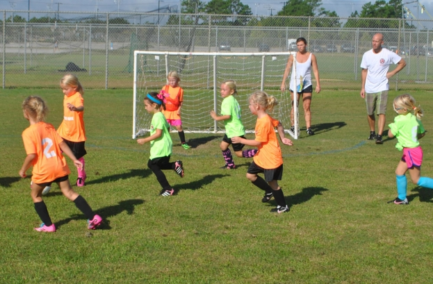 The Pleasure Island Soccer Association competed their 3rd Week of the Season this past Saturday.