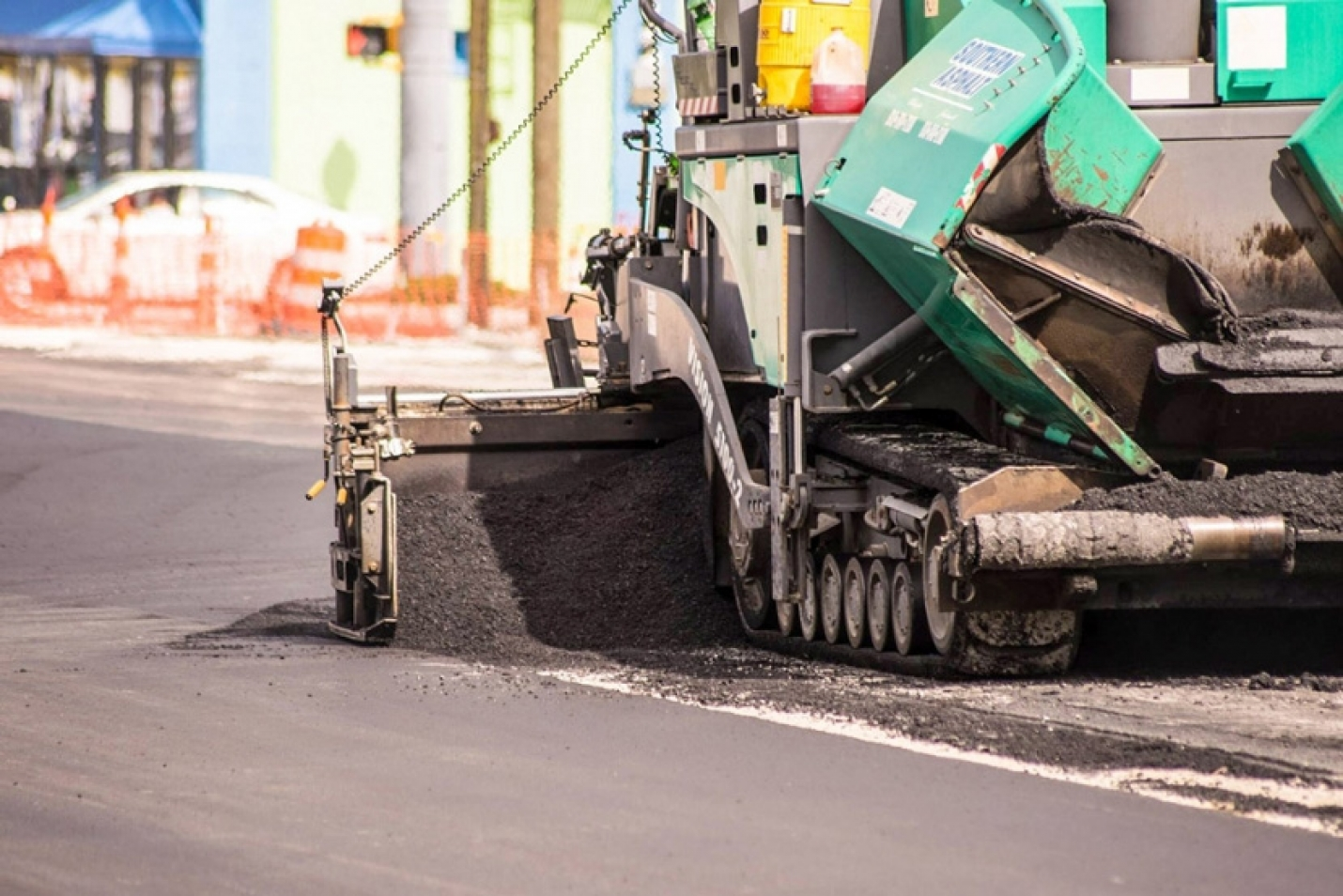 Paving Project Delayed For Several Roads In Carolina Beach