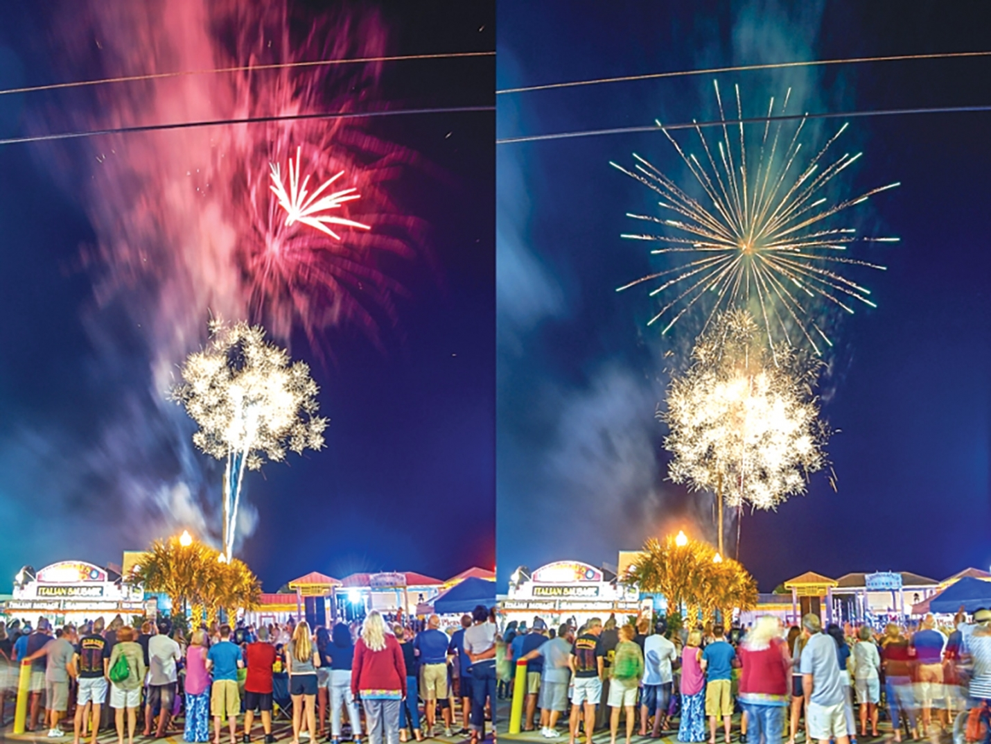 COVID-19 has been cause for the cancelation of a number of local events. The tradtional July 3rd Independence Day Fireworks show in Carolina Beach has also been canceled.