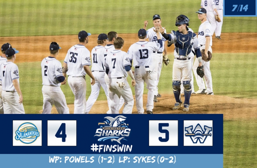 Walk Off Walk Ends Sharks Skid