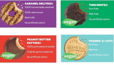 2018 Girl Scout Cookie Program Has Begun
