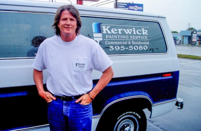 Kerwick Painting Service: Re-Paint Specialist