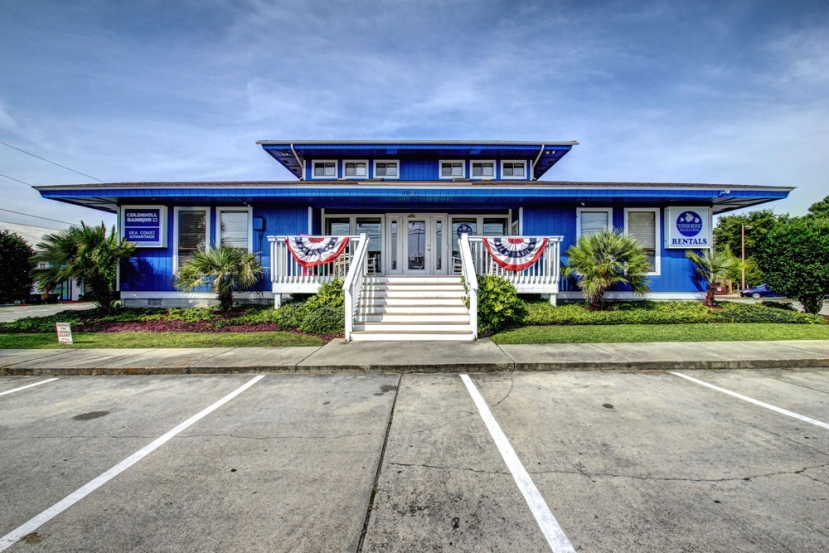 Coldwell Banker Sea Coast Advantage's Carolina Beach Office is located at 1001 North Lake Park Boulevard. For additional questions  please feel free to contact the Coldwell Banker Sea Coast Advantage Carolina Beach office at 910 458 4401 or log on to www.seacoastrealty.com