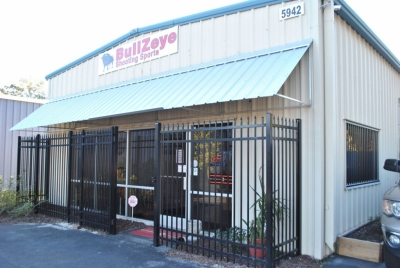 Bullzeye Shooting Sports is located at 5942 Market Street in Wilmington. Range hours are Sunday, from 2:00pm to 8:00pm and Monday through Saturday, from 9:00am to 8:00pm. For more information call them at (910) 470-0092.