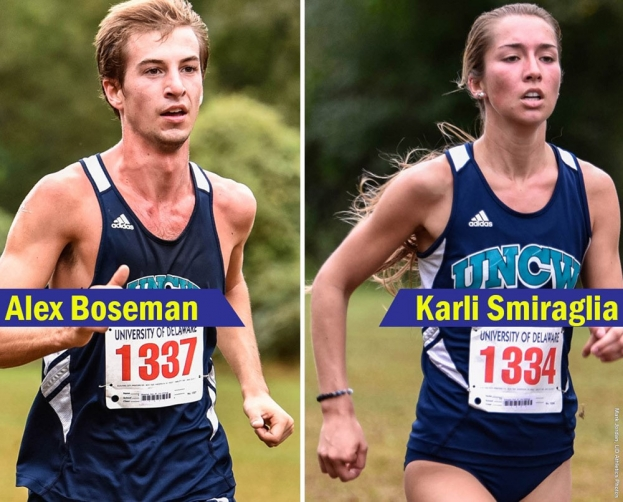 UNCW Sports NEWS: Blue and Gold Cross County Invitational