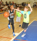 "Carolina Beach Rec Centers Hosts Successful ""Moonlight Madness Basketball Tournament"""