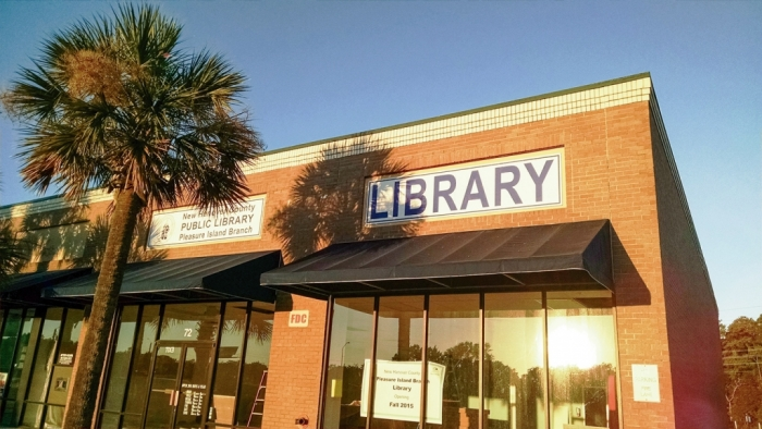 Carolina Beach Library News