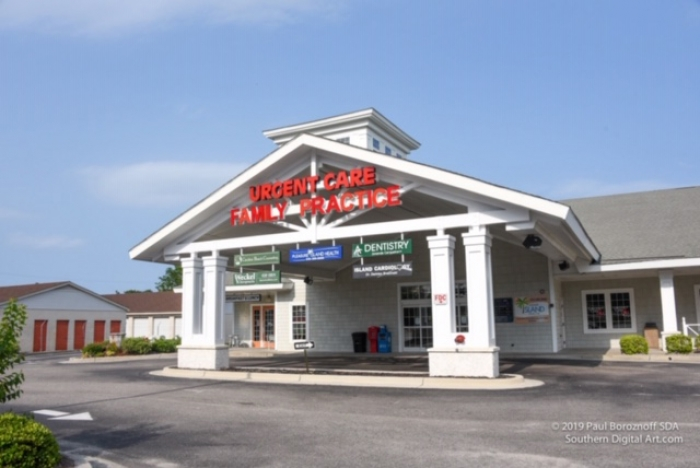 Pleasure Island Health is located at 1328 North Lake Park Boulevard in Carolina Beach and ccan be reached by calling (910)399-8666. For more information visit them online at www.pleasureislandhealth.com!